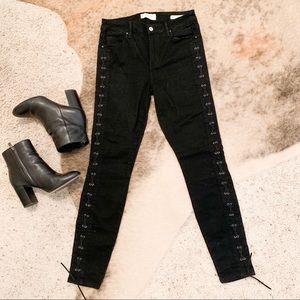 Pacsun Lace-up Jeans